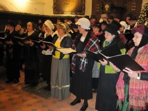 Zangvereniging Nootwaar Breda, zanggroep gemengd zesstemmig koor